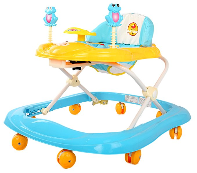 Baybee Smartwitty Stylish Baby Walker Omgtricks