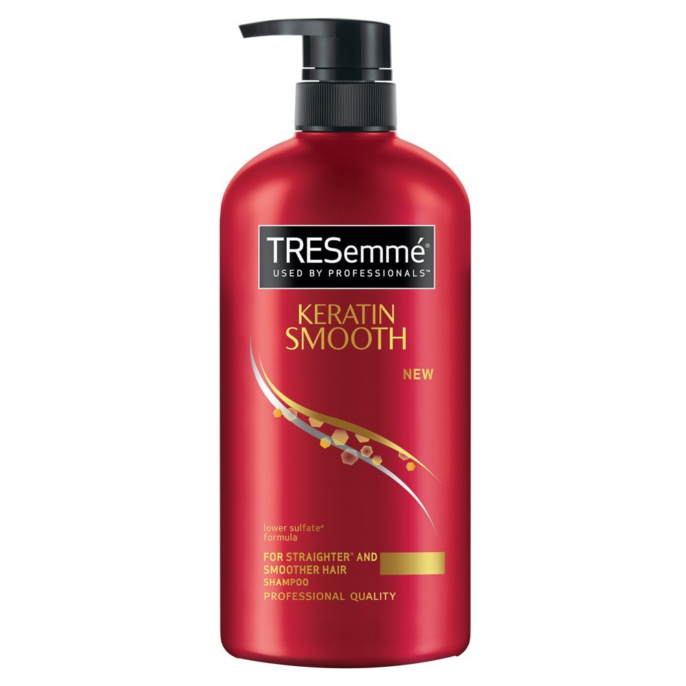 TRESemme Keratin Smooth Shampoo 580ml - OMGTricks