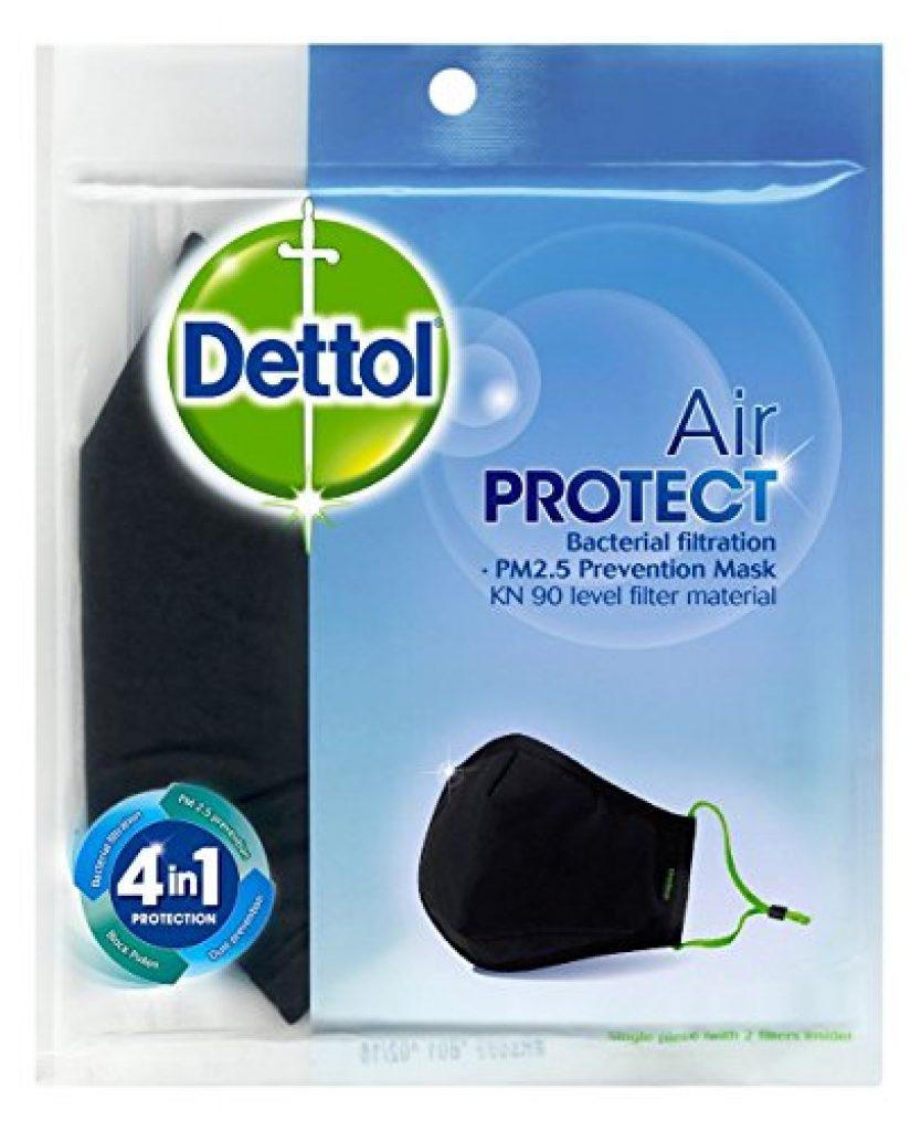 dettol pollution mask n95 cambridge reusable washable durable