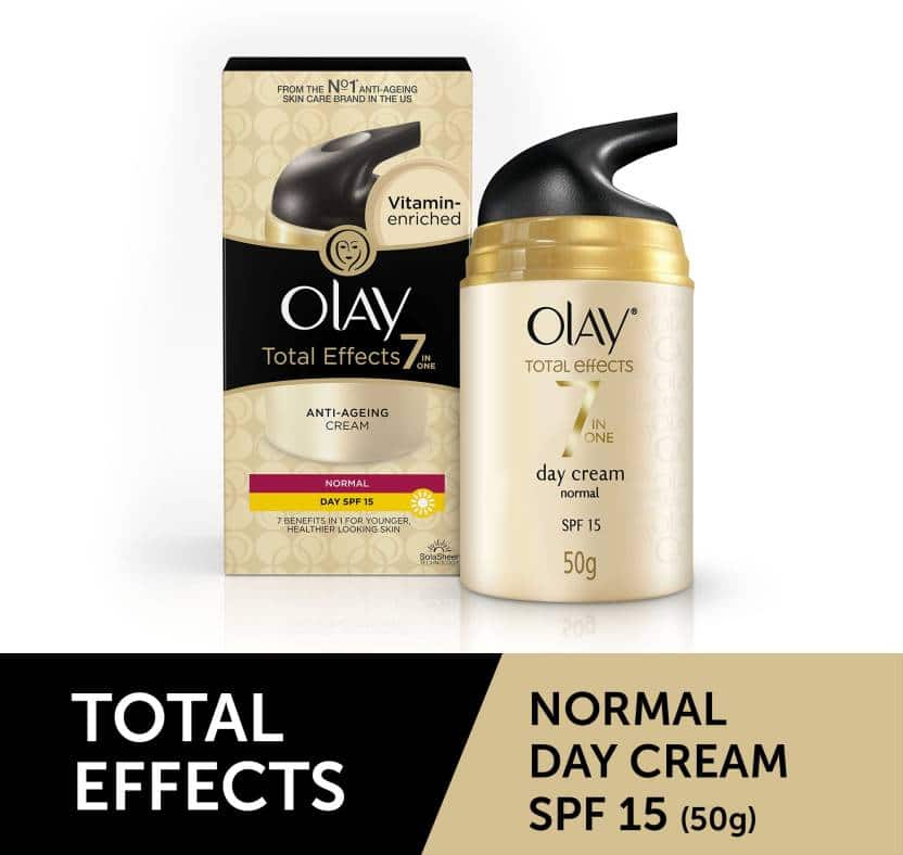 Olay Olay Total Effects 7 In One Anti Ageing Cream Normal